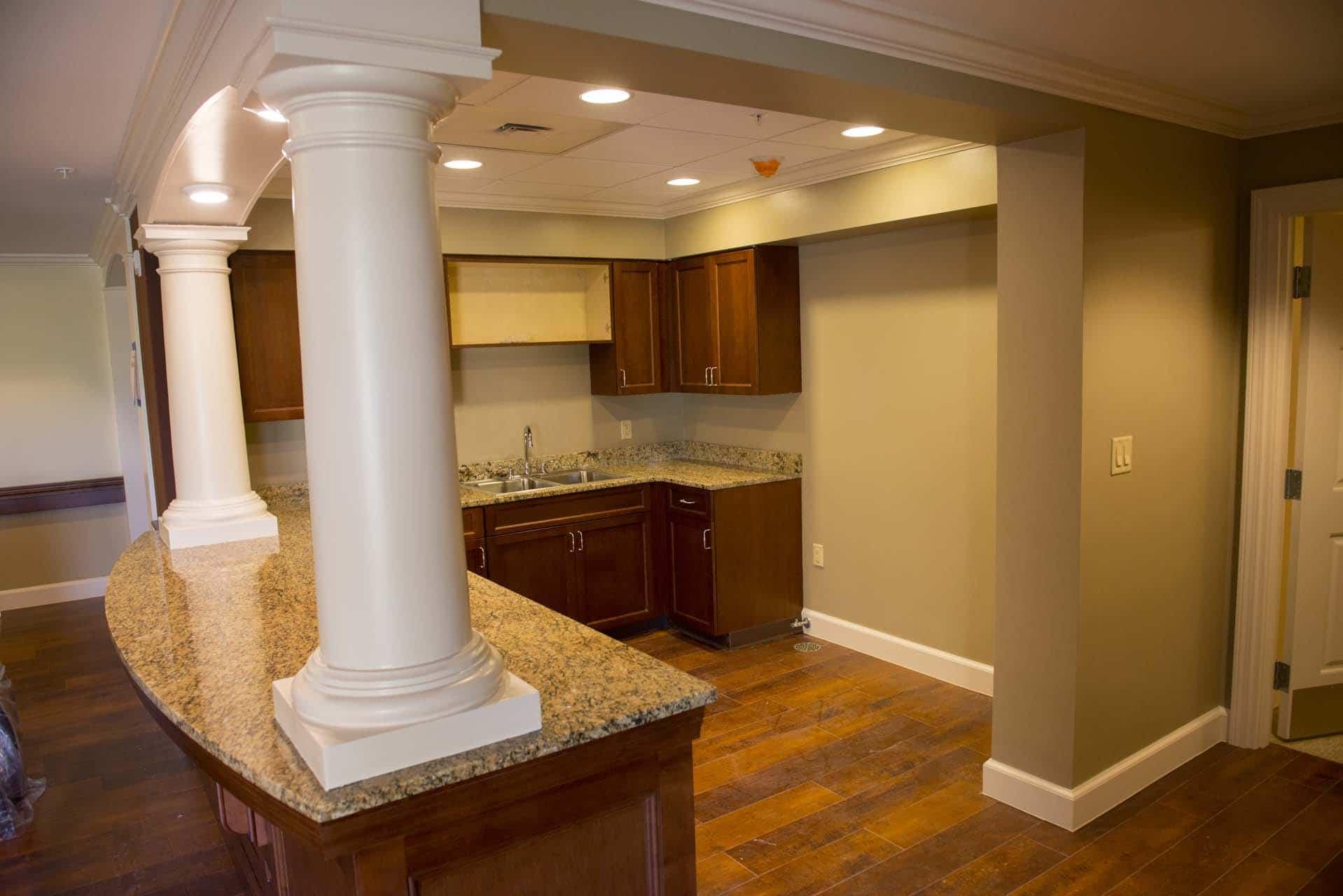 Freshly Painted Residential Interior